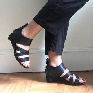 """Trippen """"Tough"""" sandals NWOT"""